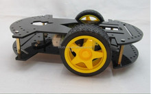Best price !!!HC-2WD Robot Smart Car kit ( car chassis )