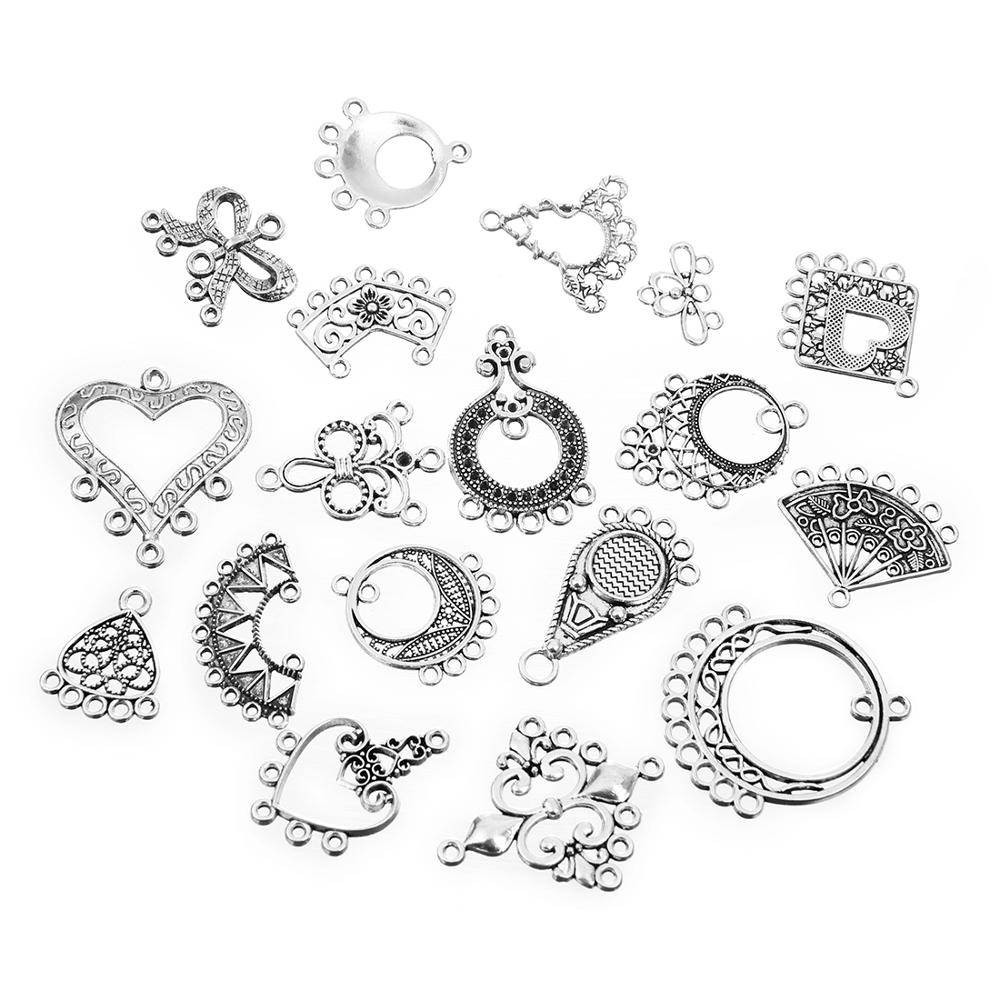 2018 Fashion silver bracelets for women <strong>charms</strong>