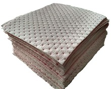 industrial 100%pp oil only absorbent pad/mat for polyethylene container