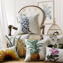 Wholesale High Quality Digital Printing new design cushion cover