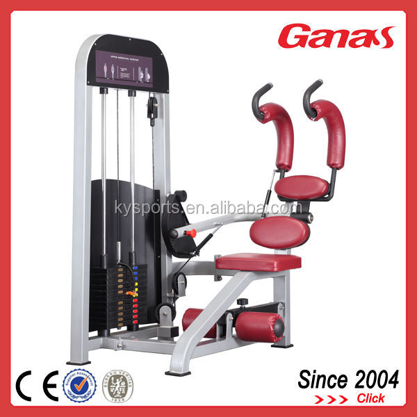 Ganas MT-6009 Private custom AB Crunch Trainer Sport Equipment Supplier