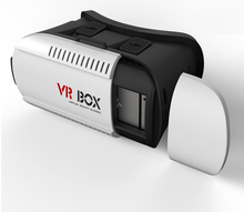Virtual Reality Headset <strong>video</strong> 2nd version generation 3d glasses google cardboard 3d vr box 2.0