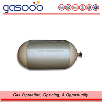 65L 20Mpa High Pressure CNG Composite Cylinder for Car