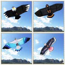 Eagle shape easy to fly kite from the factory