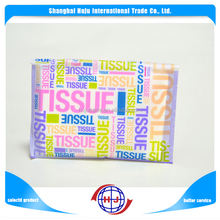 China Manufacturer Wholesale good quality cheap price facial tissue soft pack