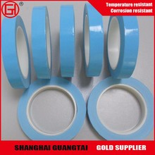 silicone coated Blue Pet film in roll with good release effect