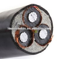 Aluminium copper PVC Insulated low voltage Power Cable
