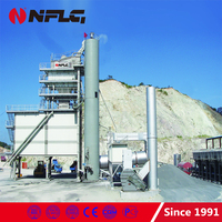 Asphalt mixing plant price is low with high quality