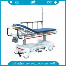 AG-HS006 CE ISO hospital X ray features transfer ambulance stretcher dimensions