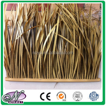 2015 Nice decoration garden yellow reed thatch