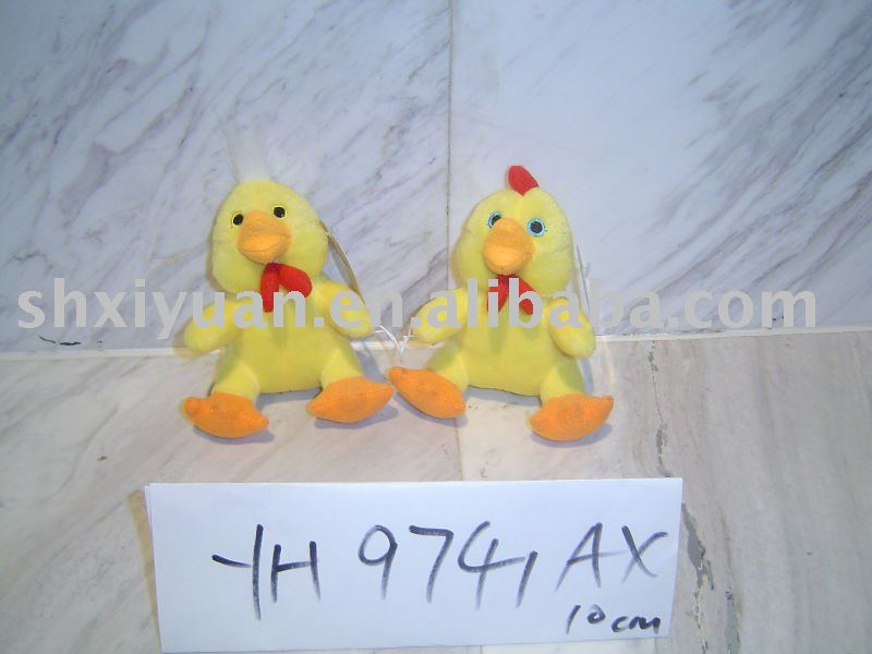 Stuffed chicken toy plush toys