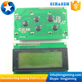 KJ185 20X4 5V yellow-green screen black character LCD 2004 display module for arduinos