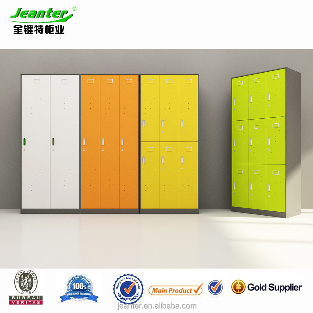 Small CBM Factory Price Clothes Cabinet Steel Locker, Steel Locker Cabinets