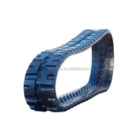 good price of a new mini excavator replacement Rubber Track 180x72x36 apply for Caterpillar MM08B