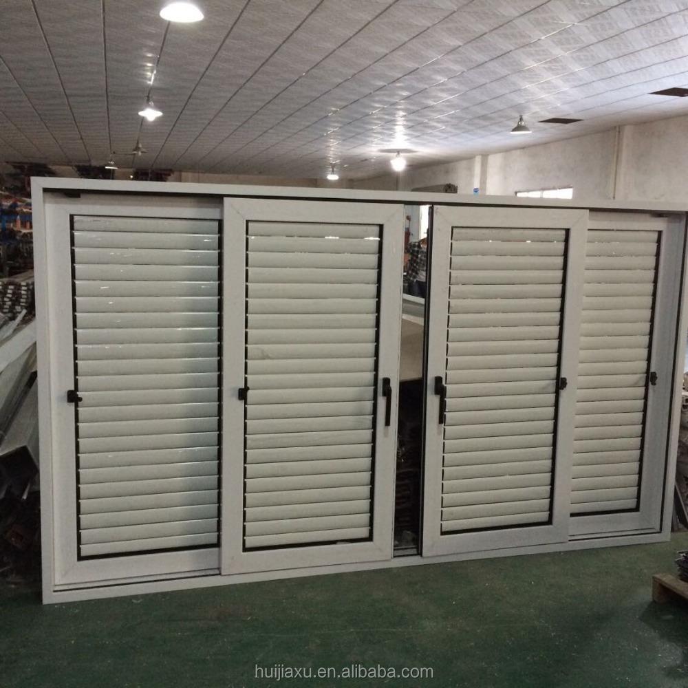 placard occidentale la mode 3 panneaux en aluminium volet roulant porte cabinet portes id de. Black Bedroom Furniture Sets. Home Design Ideas