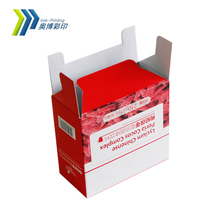 Wholesale Custom Printed Packaging Paper Box Recyclable Cardboard Drink Carton