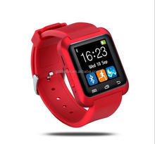 Smart hand watch mobile phone cheap price U8 for iPhone 4/4S/5/5S Samsung S4/Note 2/Note 3 Android Smartphone