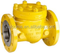 Flanged Check Valve Class 150