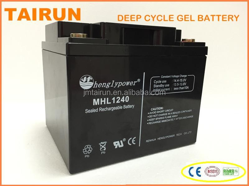 trade assurance 4v 2ah rechargeable sealed lead acid battery