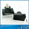High Quality Plastic Latching or Momentary Led Push Button Switch