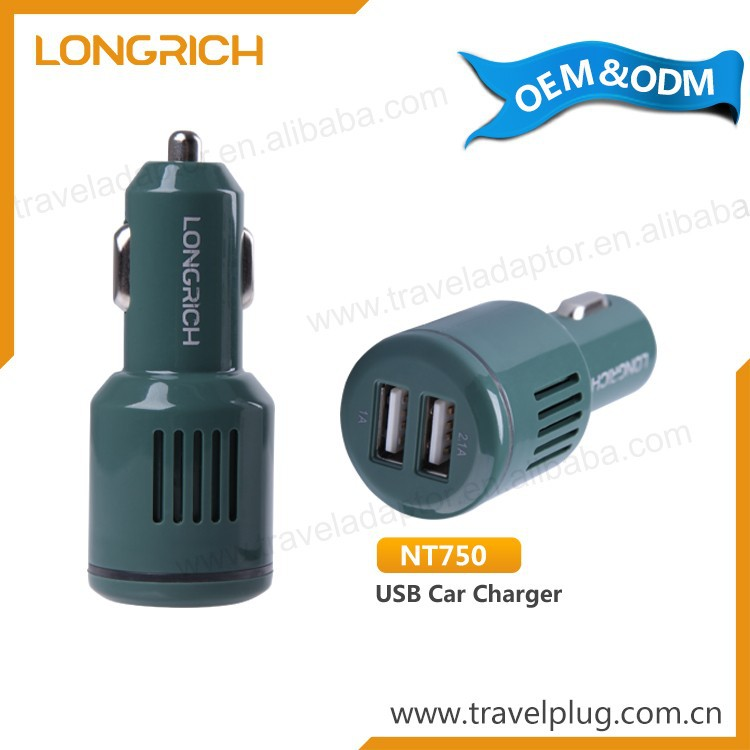 Wholesale Promotional Gift Rapid Dual Car Battery Charger 12V 24V 36V 48V