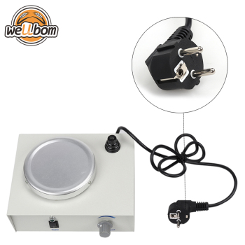 New EU plug 8W Magnetism Mixer Magnetic Stirrer 0~1500r/min Liquid Mixing Tool with Retail Box