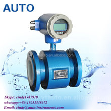 Magnetic flow meter digital flow meter water pvc pipe made in China