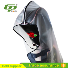 Waterproof Plastic Golf Bag Rain Cover