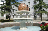 Garden Fountain Sphere FTN-C287 J