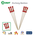 decorative bamboo pick up sticks for party use