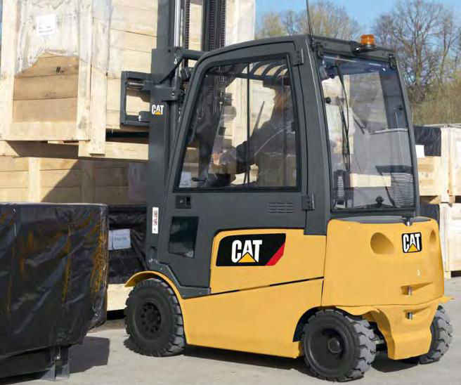 CATERPILAR DIESEL FORKLIFTS CAT FORKLIFT BRAND NEW for EXPORT