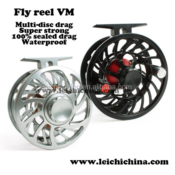 Evolutional lighweight CNC saltwater fly reel