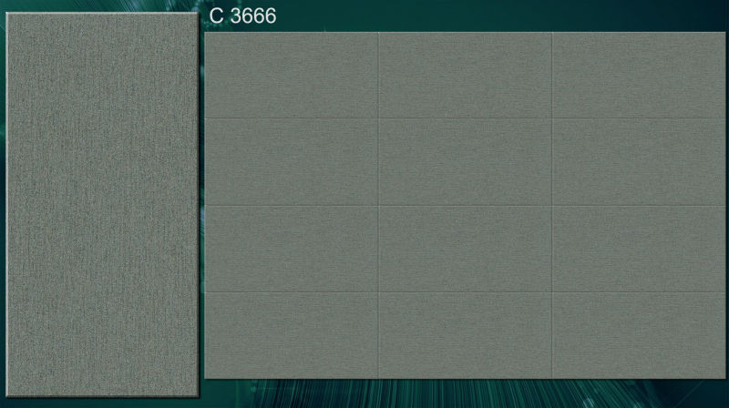 300x600 mm granite nano porcelain wall Tiles