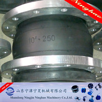 Rubber steel reinforce couplings made in Shandong