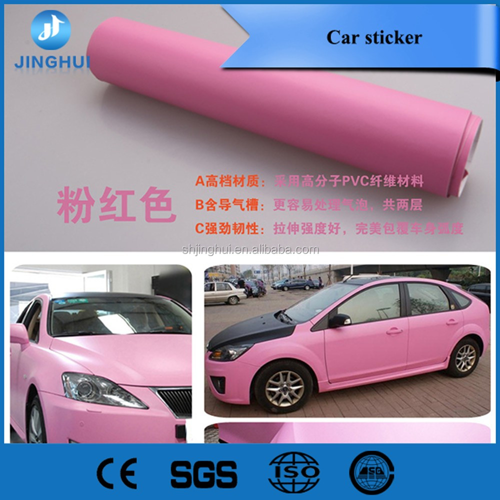 Flat Simple curves cool car stickers with bread package