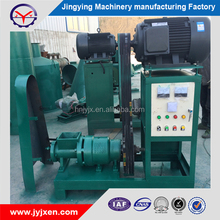 Cheapest high efficient screw straw biomass rice husk wood sawdust fuel briquette press making used machine price for sale
