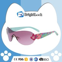 Hot Selling Eco-friendly kids sunglasses mirror