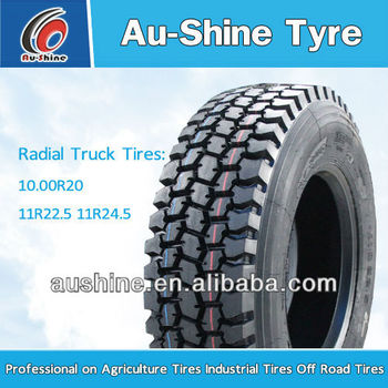 11R22.5 11R24.5 Radial Truck Tires