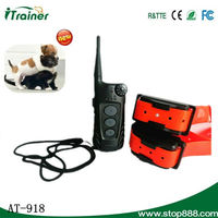 Waterproof Dog Beeper Training Collar with 9 Level shock petsafe big dog remote trainer