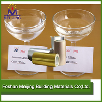 ab glue epoxy resin for paste foil paper for mosaic