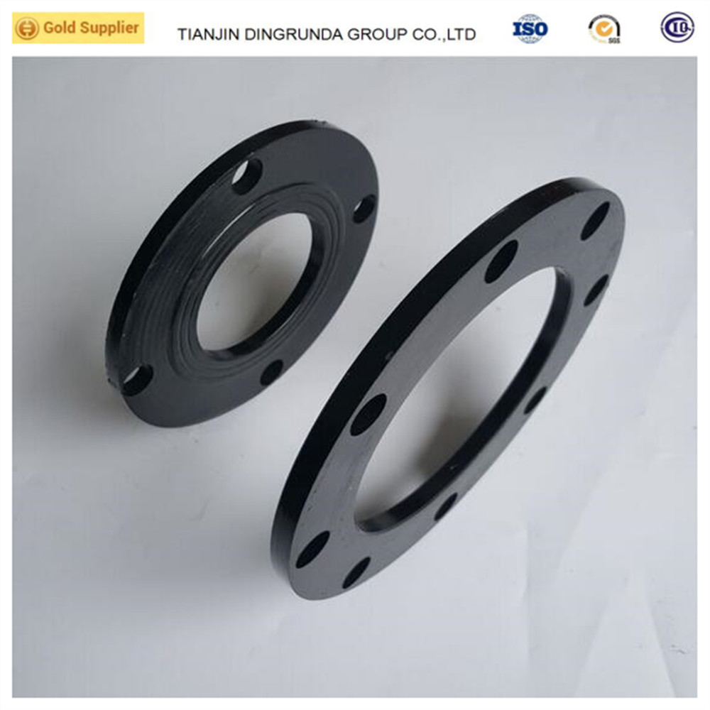 HDPE pipe fitting stub end adaptor flanges