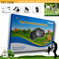 Innovative Pet Products 2014 Dog Fence with Electric Training Collars