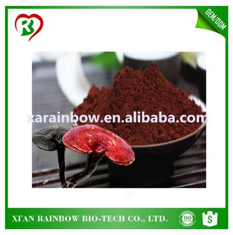 reishi mushroom extract powder wholesale organic reishi mushroom extract powder triterpenoid- ganoderma lucidum extract
