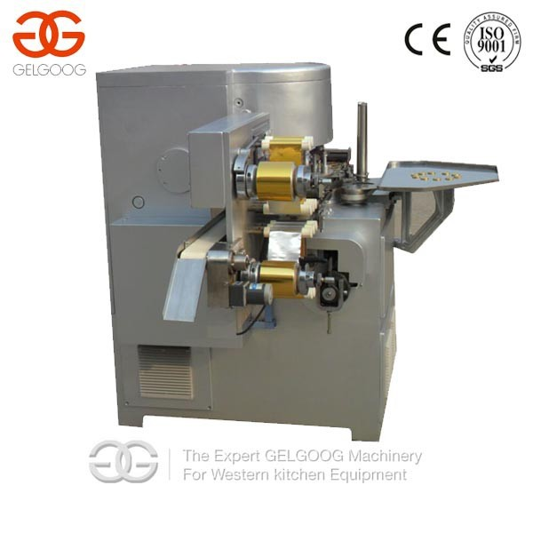 Chocolate Coin Packing Machine/Automatic Chocolate Coin Wrapping Machine