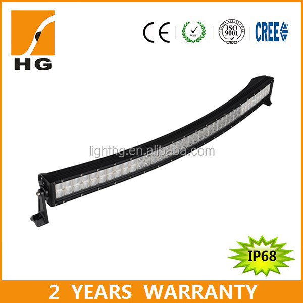 32inch led driving lamp double row cueved 4x4 led bar light for off road decoration light