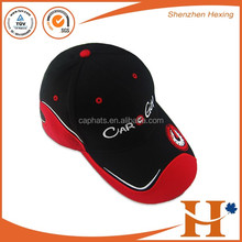 Custom hat embroidery promotion cap men golf cap 100%cotton hats