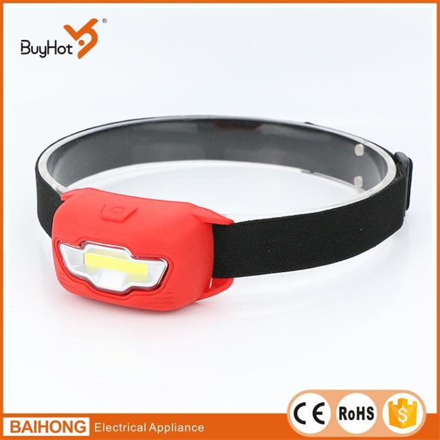 ABS Hot selling  Best Price Torch  COB 3W moving head light LED Head Lamp