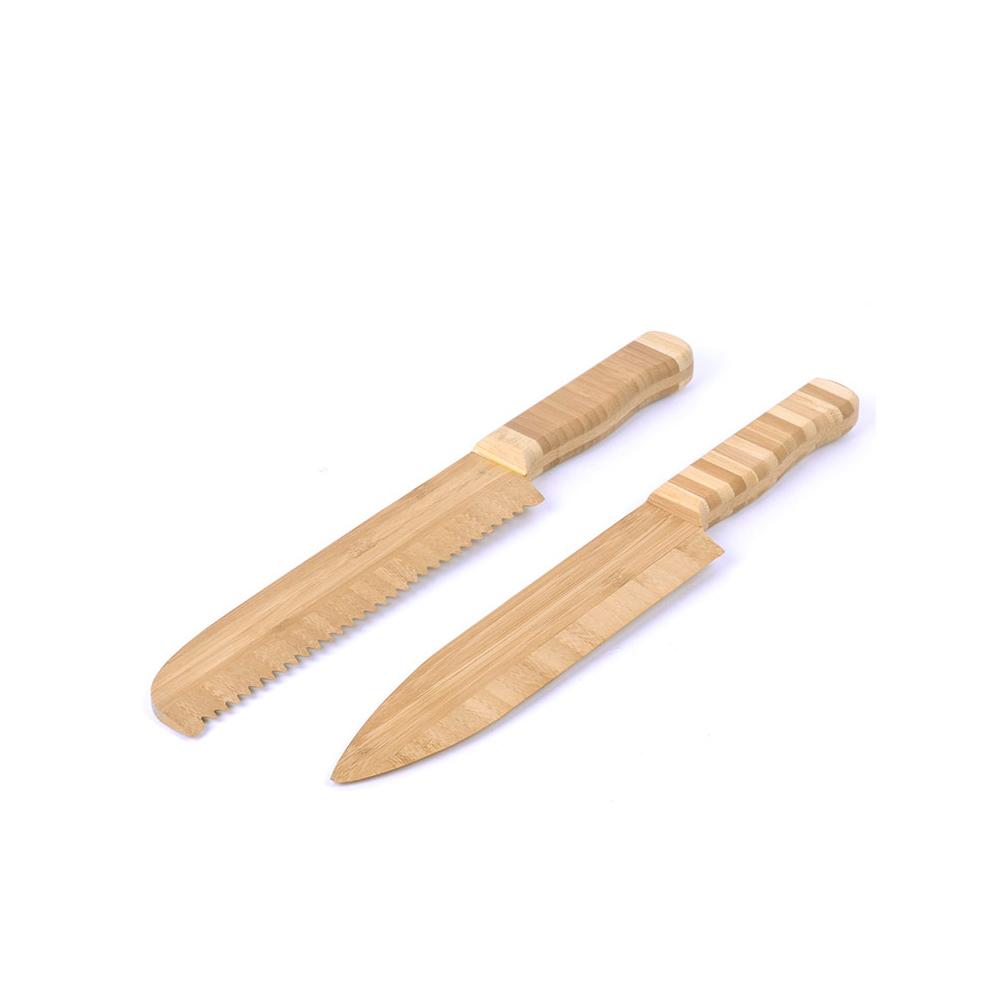 Estilo japon s cocina todo material de bamb de fruta cuchillo de corte cuchillos de cocina - Cuchillos para decorar fruta ...