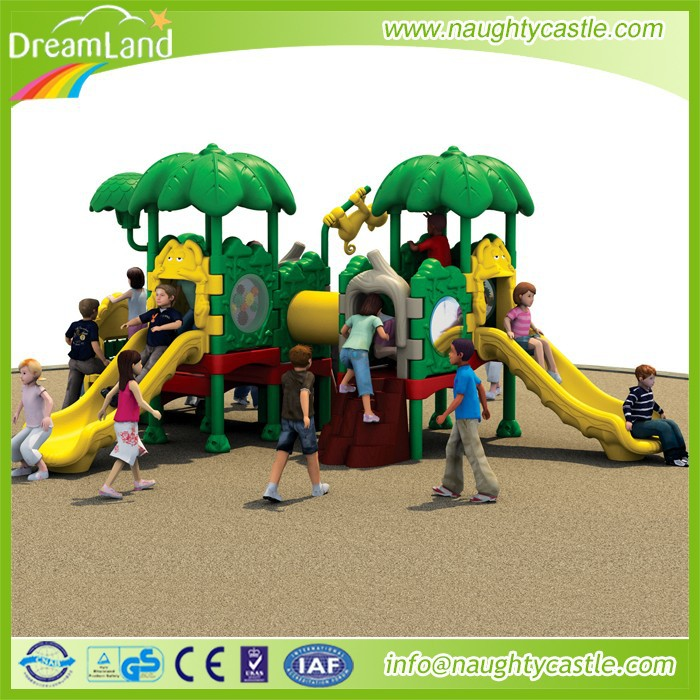 Vegetable World Rubber Tiles Outdoor Playground