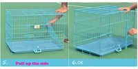 dog crate dog cages enclosure pet enclosure metal enclosure